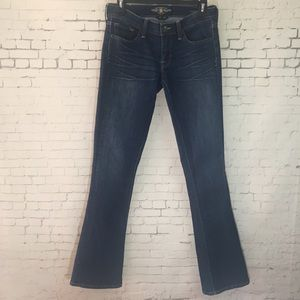 Lucky Brand Charlie Baby Boot Jeans Sz 2/26